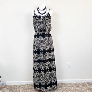 Banana Republic Maxi Dress Size 8